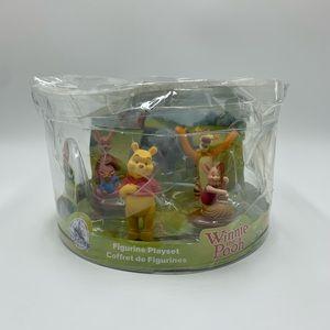 New! Disney Store Winnie the Pooh Figurine